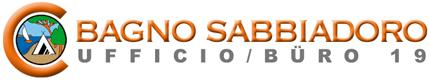 Bagno Sabbiadoro – Ufficio 19